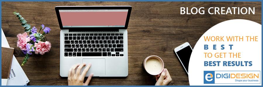 Freelance Blog Creation Service In Hyderabad